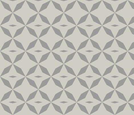 Diamond-taupe fabric by arboreal on Spoonflower - custom fabric