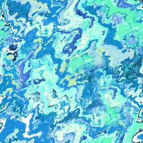 Geology Agate, Blue