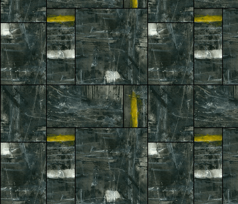 MondrianStrata fabric by teacrazy on Spoonflower - custom fabric
