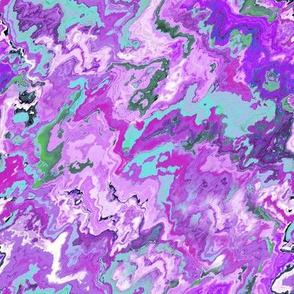 Geology Agate, Violet