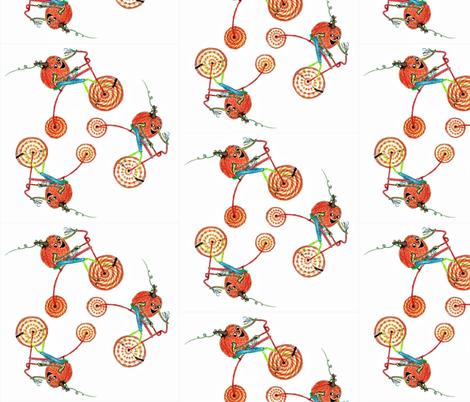 Pumpkin Peddlers fabric by sowgoodgreta on Spoonflower - custom fabric