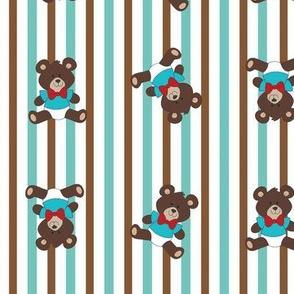 Classic Baby Bear striped