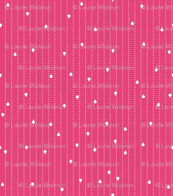 Jack and Jenny Rain Medium Pink