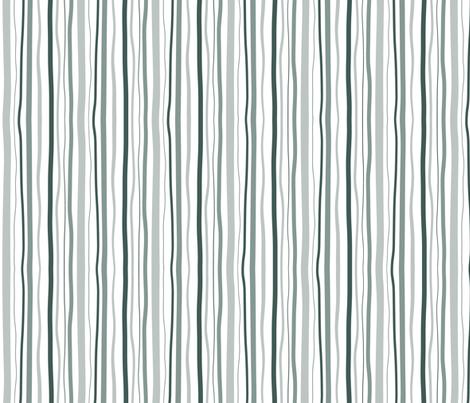 Misty Stripe fabric by jjtrends on Spoonflower - custom fabric