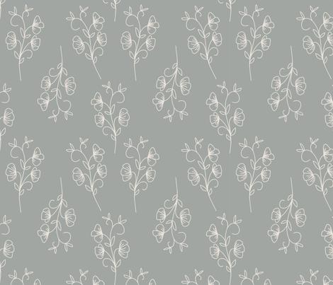 Sweet Spring fabric by wildflower_like_grace on Spoonflower - custom fabric