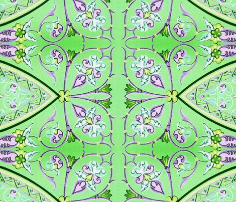 bizantine 139 fabric by hypersphere on Spoonflower - custom fabric