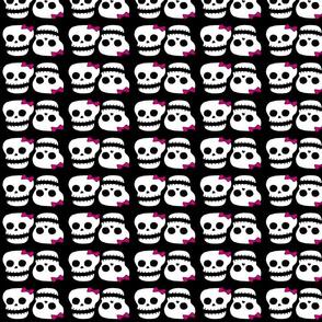 little skate skull