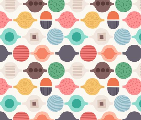 Abstract-Geology fabric by la_fabriken on Spoonflower - custom fabric
