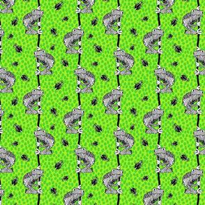 Frog dots