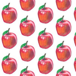 Apples by Leah Kerschner