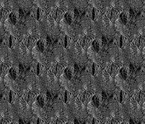 Webworks fabric by pixelstitchstudio on Spoonflower - custom fabric