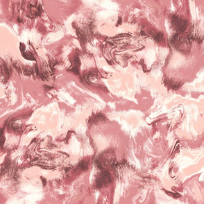 Marble Mist Dusty Rose Large Scale