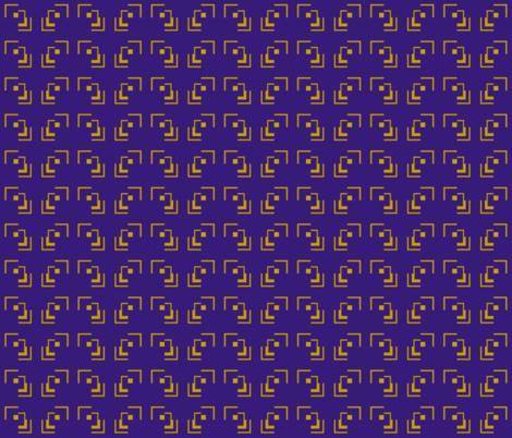 Royal keys fabric by twigsandblossoms on Spoonflower - custom fabric