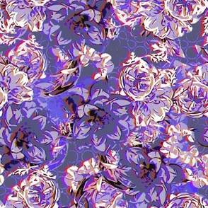 floral profusion amethyst