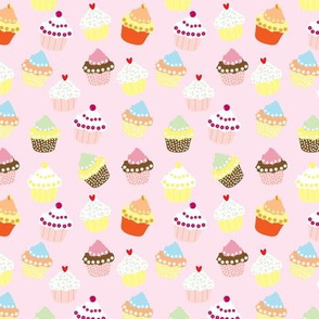 cupcakes all over