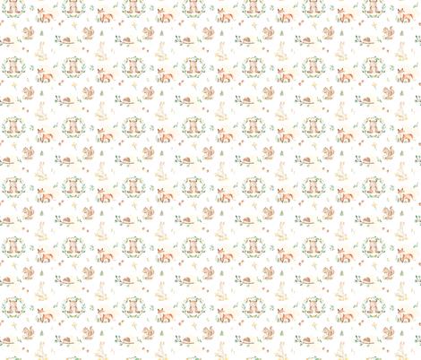 Super Small   fabric by bianca_pozzi on Spoonflower - custom fabric