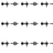 I Love You Soundwave Pinstripe
