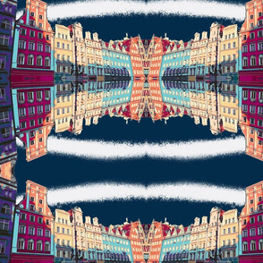 Euro Architecture Stripe
