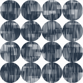 Groundcovers M+M N Navy Black by Friztin