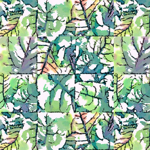 Beet greens 1