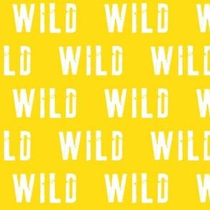 WILD (yellow)