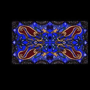 celtic hound 4-Teatowels-bags