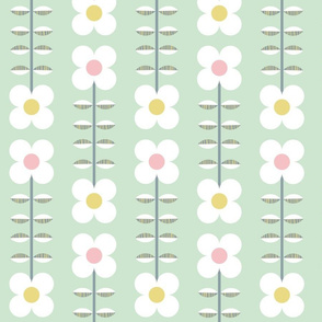 Pattern_Retro_Daisy_Spoonflower