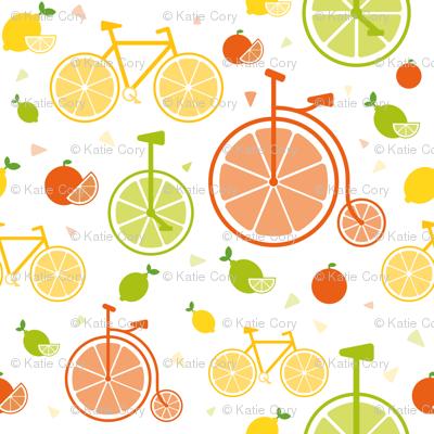 Citrus bicycles