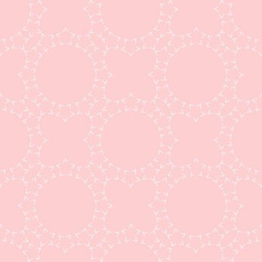 Starlight Lattice: Millennial Pink 5