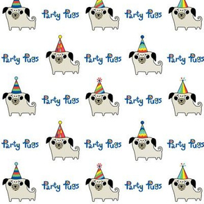 party pugs hats