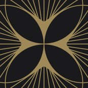 Rfloral-cross-gold-on-charcoal_shop_thumb