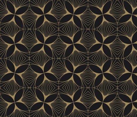 Rrrrfloral-diamond-twist-gold-on-charcoal_shop_preview