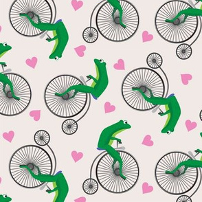 bike frogs