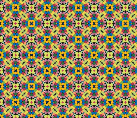 Pattern 31 fabric by dizzy_lizzy on Spoonflower - custom fabric