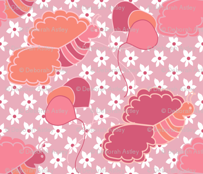 Butterflies and Balloons 2