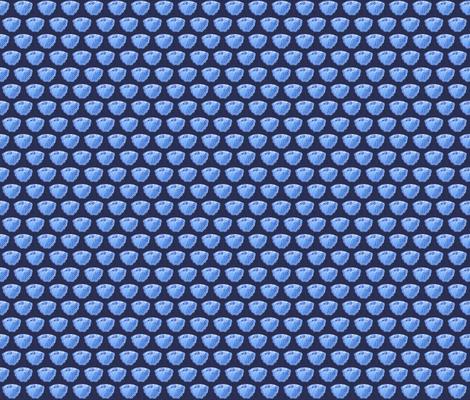 17eme siecle 44 fabric by hypersphere on Spoonflower - custom fabric