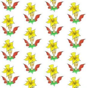Ditzy Daffodil Flower Fairy