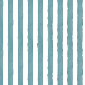 Watercolor Stripes Vertical