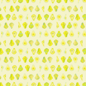 Pears Light Yellow Small