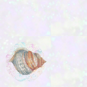 turban shell napkins
