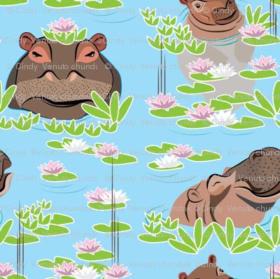 Endangered Species, Hippo, Hippopotamus