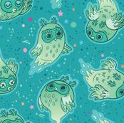 Owl spirits