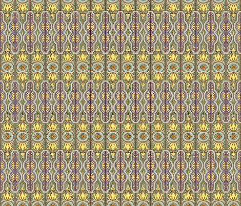 17eme siecle 48 fabric by hypersphere on Spoonflower - custom fabric