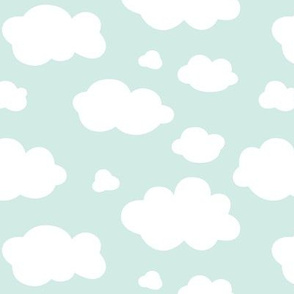 clouds on mint