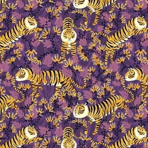 tigerpurple