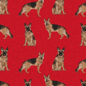 german shepherd pet quilt a dog fabric collection