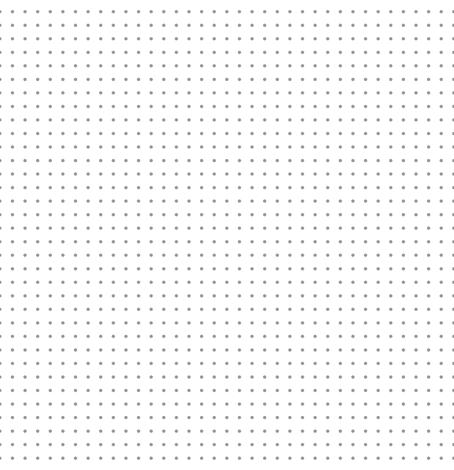 Dot Grid (Grey 5mm) fabric by bmdstudios on Spoonflower - custom fabric