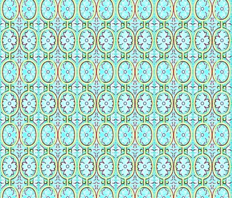 17eme siecle 69 fabric by hypersphere on Spoonflower - custom fabric