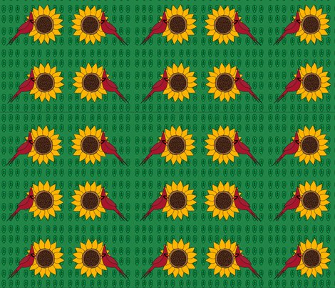 Sunflower_and_cardinal__best_green_leaves__4-20-18__c_-01_shop_preview