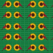 Sunflower_and_cardinal__best_green_leaves__4-20-18__c_-01_shop_thumb